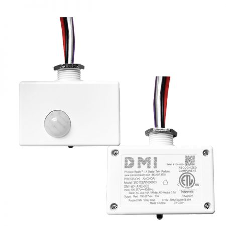 precision anchor with lighting control